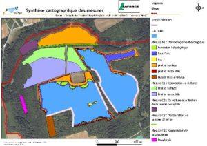 Mission : projet de carrière alluvionnaire en Bassée, Biotope