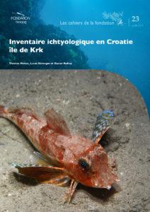 Inventaire ichyotologique en Croatie