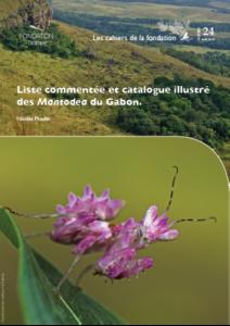 Mantodea du gabon, cahier de la fondation biotope