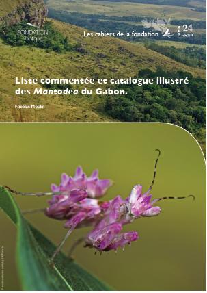 liste commentée et catalogue illustré des Mantodea du Gabon